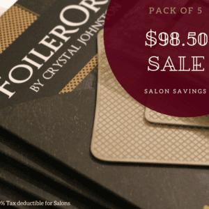 FoilerOre Salon Pack