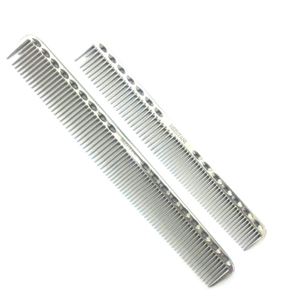 Crystal Johnston - Titanium Comb Silver