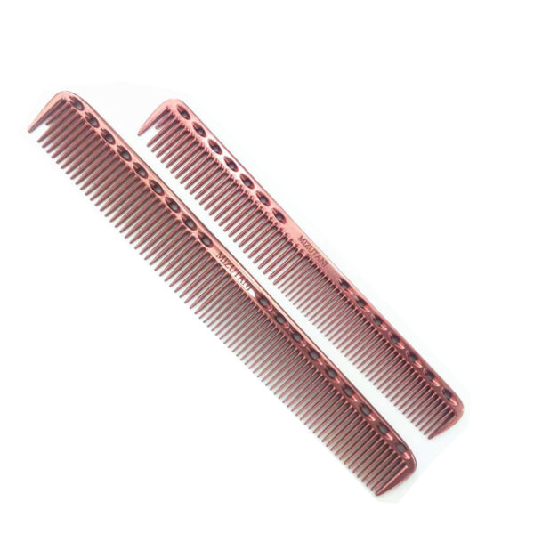 Crystal Johnston - Rose Gold Titanium Comb