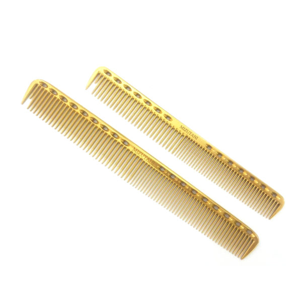 Crystal Johnston - Gold Titanium Comb