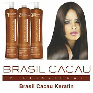 Brasil Cacau Treatment Kit Ad