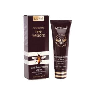 Crystal Johnston - Bee Venom - Hand Rejuvenating Cream