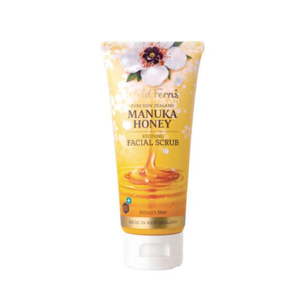 Crystal Johnston - Manuka Honey Refining Facial Scrub