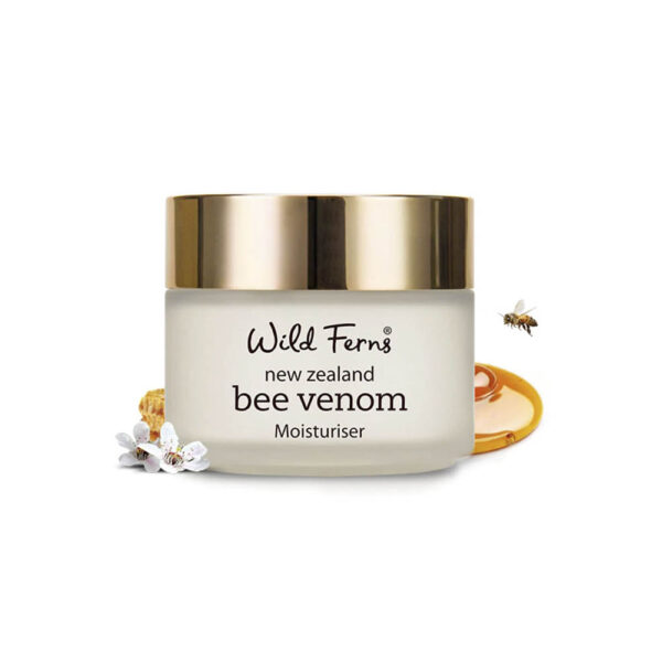 Crystal Johnston - Bee Venom - Moisturiser - Bees