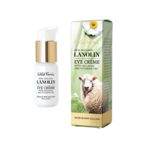 Crystal Johnston - Lanolin Eye Cream