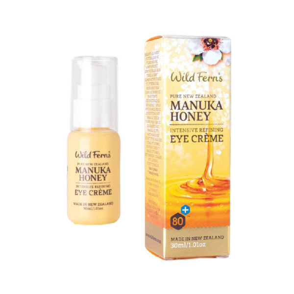 Crystal Johnston - Manuka Honey Eye Cream