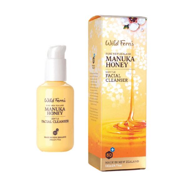 Crystal Johnston - Manuka Honey Facial Cleanser