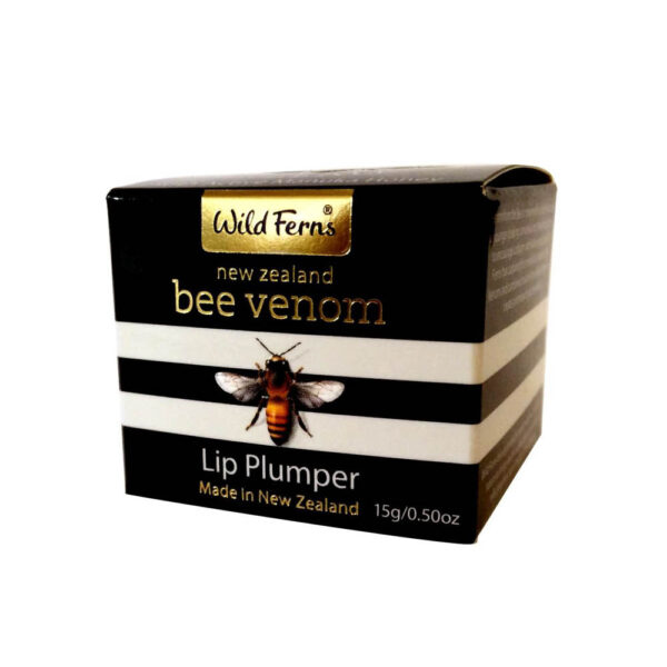 Crystal Johnston - Bee Venom - Lip Plumper Box