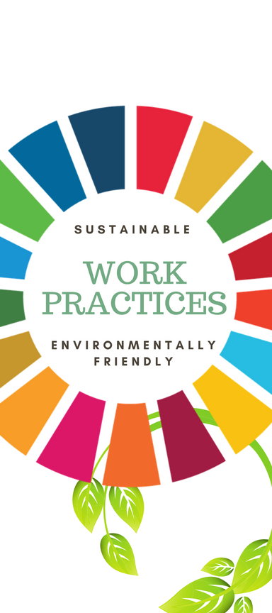 Sustainable Work Practices
